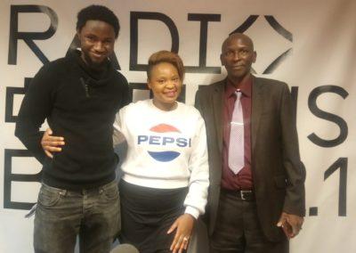 Baldé Amadou Oury @ SAP