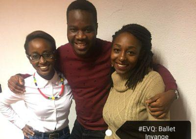 Ballet Inyange @SAP