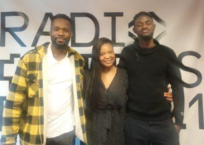 Diasparole Mireille & Aliou & Cissé Mbeka