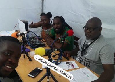 Square Lumumba Live