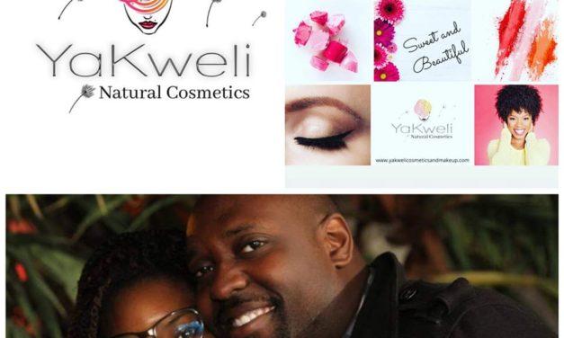 Pour notre «Et Vous Qui ?»venez découvrir la marque de cosmétique «Yakweli» c'est pour 16h05….